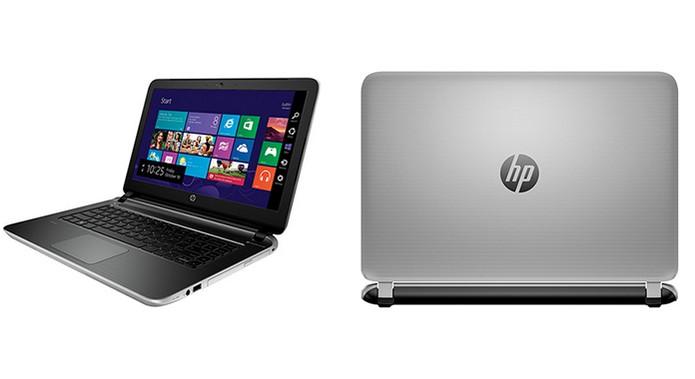Notebook HP 14-V061BR oferece 1 TB de armazenamento interno (Foto: Reprodução/Barbara Mannara)