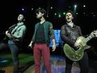 Jonas Brothers fazem apresentação única no Rio nesta terça