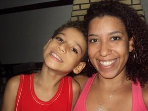 mãe (Foto: Arquivo Pessoal)