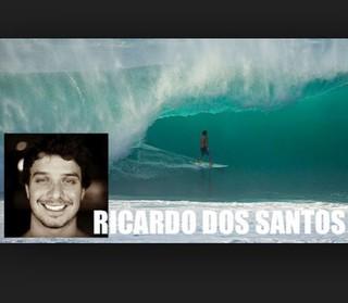 Ricardo dos Santos (Foto: Reprodução do Instagram)