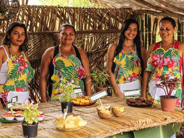 Pilões tem atividades criativas com foco no turismo (Foto: Augusto Pessoa/Sebrae)