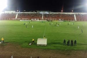 União, Araguaia, Luthero Lopes, Mato-Grossense (Foto: Maicon Costa/TVCA)