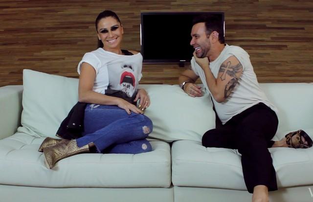 Giovanna Antonelli e Matheus Mazzafera (Foto: Divulgação)