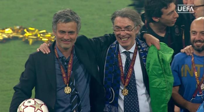 Mourinho Inter de Milão