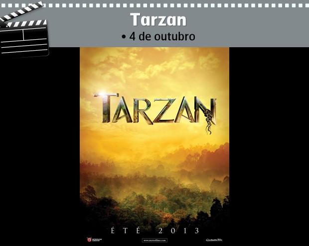 Tarzan (Foto: Reprodução/Arte Jennifer Defensor)