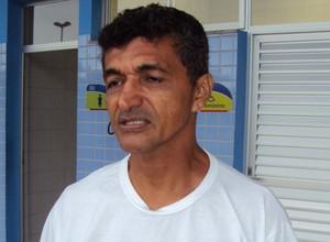 O coordenador da prova, o mestre Raimundo Gomes, espera numero recorde este ano (Foto: Adeilson Albuquerque/Globoesporte.com)