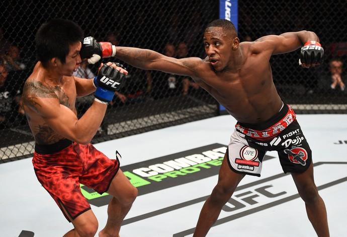 Taylor Lapilus Rocky Lee UFC (Foto: Getty Images)