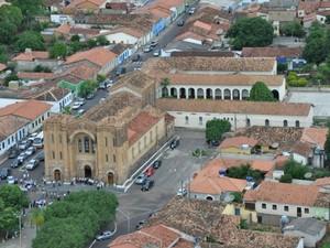 Porto Nacional celebra 155 anos de emancipação política (Foto: Divulgação/Prefeitura de Porto Nacional)