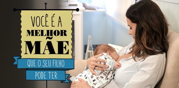 video_babydove_lencinho (Foto: Crescer)