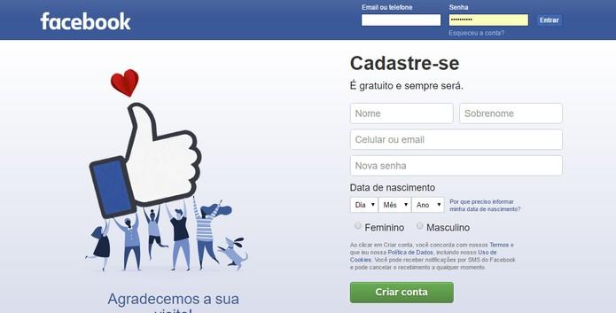 O login pela foto de perfil será removido do seu Facebook (Foto: Reprodução/Barbara Mannara)