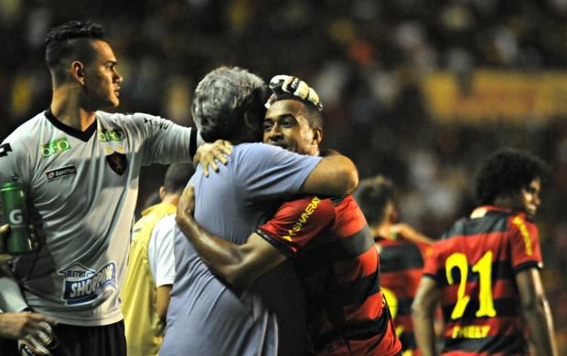 Sport x Guaratinguetá (Foto: Aldo Carneiro/Pernambuco Press)