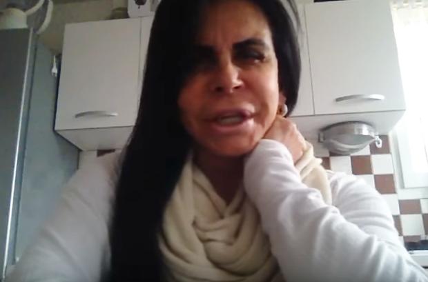 Gretchen (Foto: Reprodução/Youtube)
