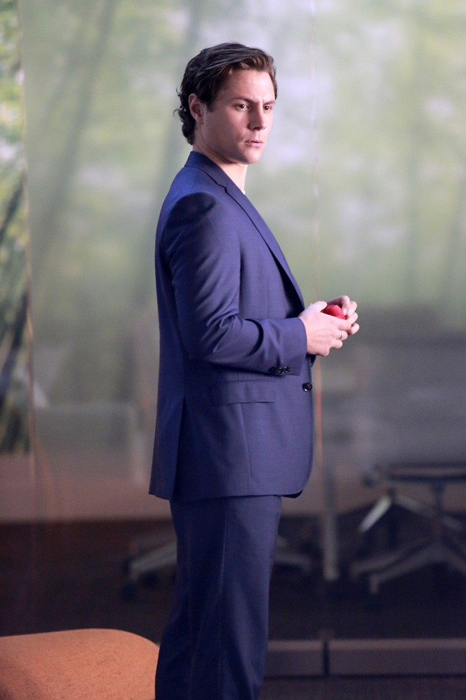 James Bell (Augustus Prew) (Foto: Pure Genius - Universal Channel)