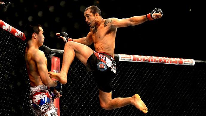 UFC José Aldo x Chan Sung Jung (Foto: André Durão / Globoesporte.com)