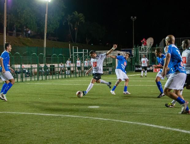 Souza Corinthians Cruzeiro Brasileiro showbol (Foto: Luiz Carlos Quadro Jr/Divulgação)
