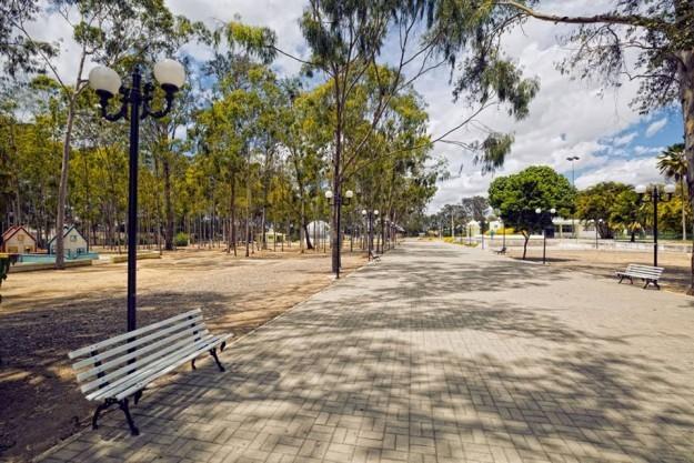 Parque Euclides Dourado (Foto: Divulgação/Prefeitura de Garanhuns)