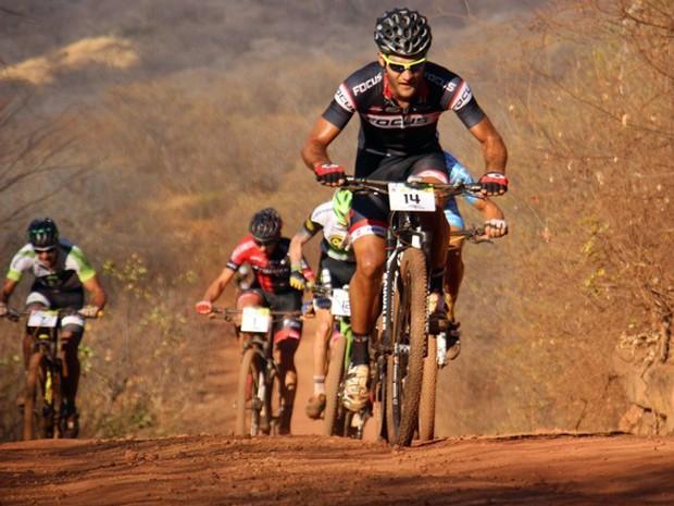 A 2ª edição do Trilhão Bikessauros terá dois percursos: 20 km e 40 km (Foto: Emanuele Madeira/Globoesporte.com)