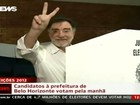 Patrus Ananias vota em Belo Horizonte