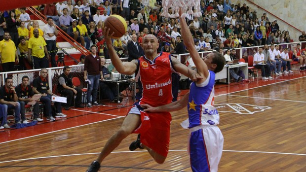 sao jose mogi basquete masculino (Foto: Antônio Basílio/PMSJC)