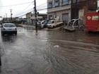 Semana começa com muita chuva no Grande Recife
