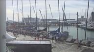 Barcos da regata de volta ao mundo deixam Nova Zelândia neste sábado (17)