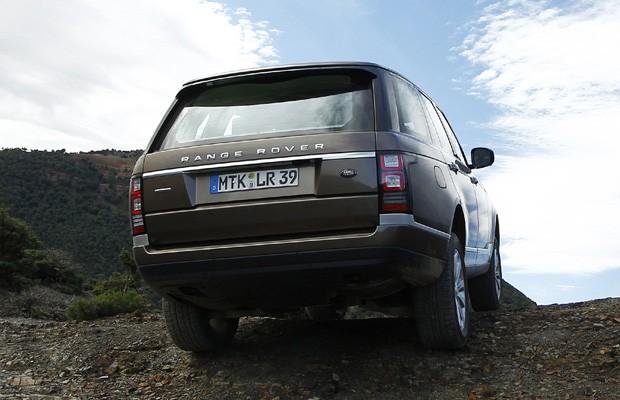 Land Rover Range Rover 2013 (Foto: Divulgação)