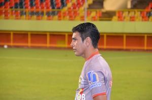 Nilton Nery técnico do Galvez (Foto: Duaine Rodrigues)