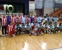 Fábio Júnior e ex-jogadores dão lição de solidariedade, em Mariana-MG