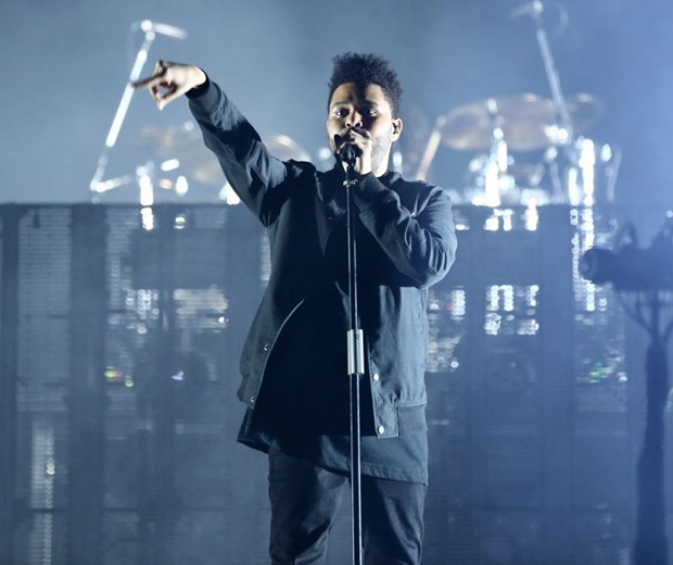 The Weeknd (Foto: Manuela Scarpa/Brazil News)
