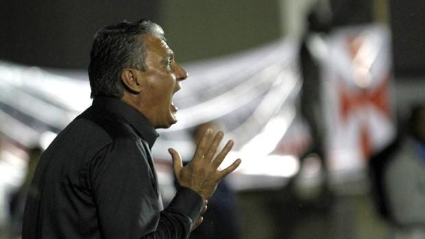 Tite Corinthians x Vasco (Foto: Ale Vianna / Ag. Estado)