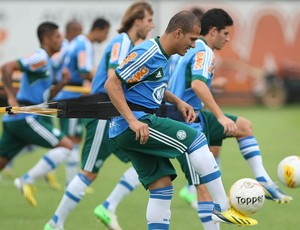 Ronny treino Palmeiras (Foto: Cesar Greco / Ag. Estado)