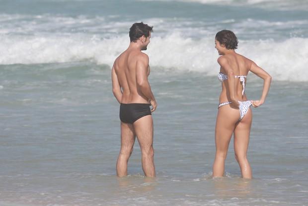 Daniel Oliveira e Sophie Charlotte  (Foto: Dilson Silva / AgNews)