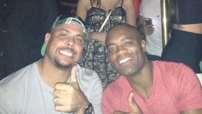 Ronaldo Anderson Silva UFC (Foto: Evelyn Rodrigues)