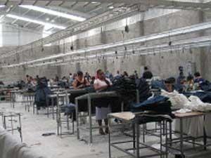 Maquiladora mexicana: produtos do país estão ganhando uma fatia maior do mercado dos EUA (Foto: Wikicommons Guldhammer)