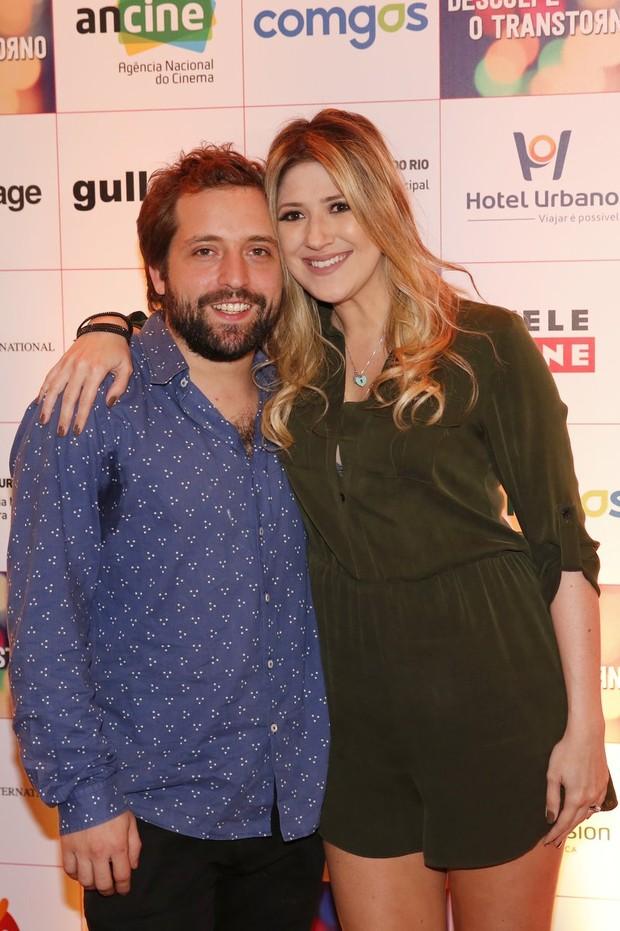 Gregório Duvivier e Dani Calabresa (Foto: Marcos Serra Lima / Ego)