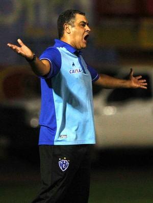 Marcelo Chamusca, técnico paysandu (Foto: Akira Onuma/O Liberal)