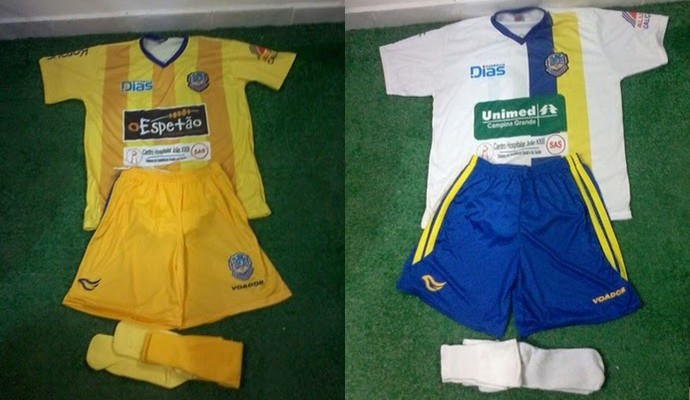 Torcedores vão escolher o uniforme do Lucena para a estreia no Paraibano 5e5cdf6f19caa