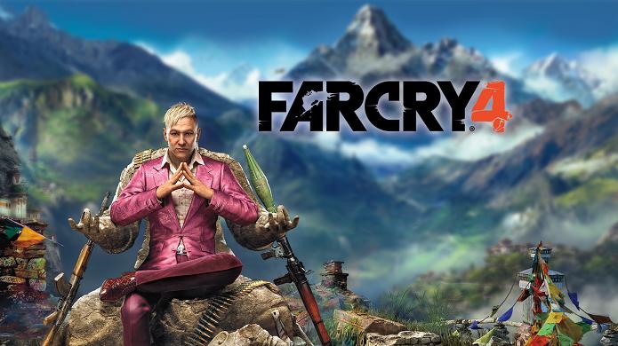 Vilão Pagan Min é a grande estrela de Far Cry 4 (Foto: Divulgação)