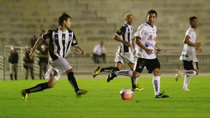 Botafogo e Treze não saem do 0 a 0 no Almeidão pelo Paraibano