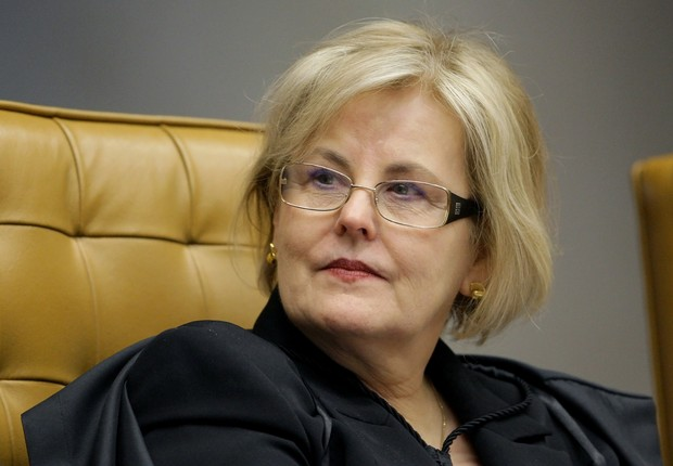 A ministra do Supremo Tribunal Federal (STF), Rosa Weber (Foto: Fellipe Sampaio/SCO/STF)