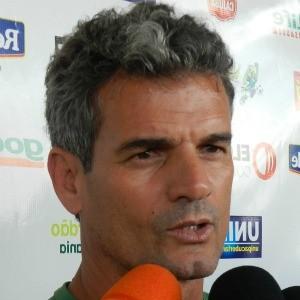 Eugênio Souza, ex-Nacional-MG, contratado pelo Uberlândia Esporte (Foto: Hismênia Keller/GLOBOESPORTE.COM)