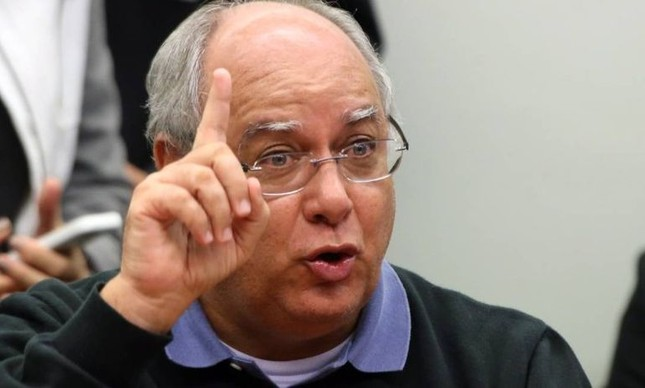 O ex-diretor de Serviços da Petrobras Renato Duque (Foto: Ailton de Freitas / Agência O Globo)