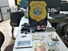 Casal é preso por tráfico de drogas e receptação em Cruzeiro do Sul