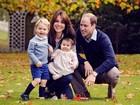 Príncipe George começará a frequentar creche em janeiro