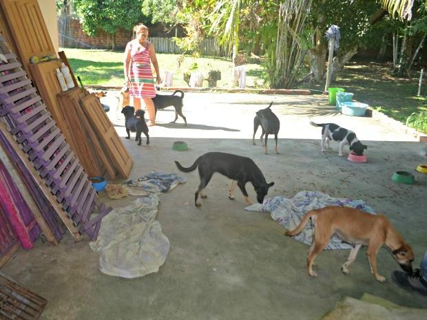 ONG vai fechar por falta de apoio em Cruzeiro do Sul (Foto: Reprodução/Rede Amazônica Acre)