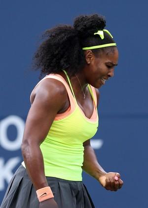Serena Williams vence na estreia do WTA de Toronto (Foto: Getty Images)