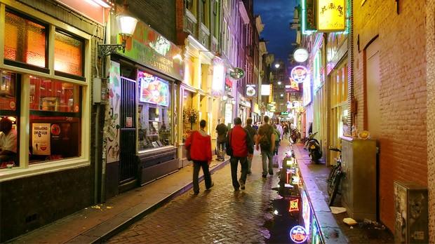 Gastronomia em Amsterdam (Foto: Divulgao)