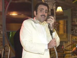 Guilherme Karan como Geraldito na novela América, em 2005 (Foto: Márcio de Souza/TV Globo)