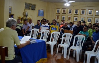 Em reunião tensa, Pelotas recusa aluguel do estádio para o Brasil