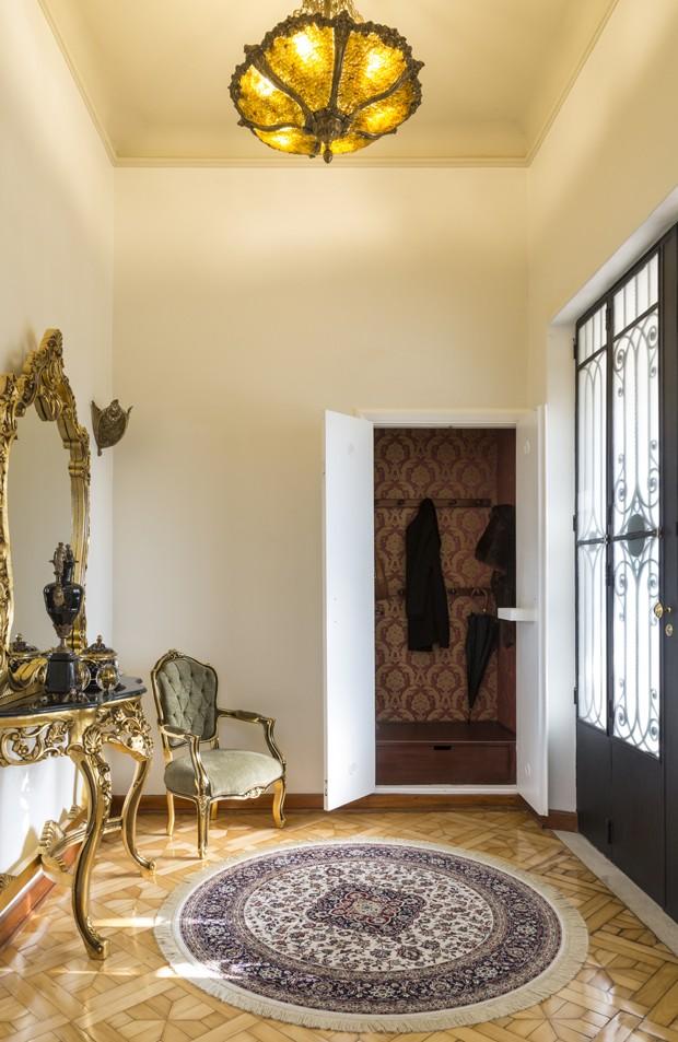 Casa dos anos 1940 é restaurada para ficar igual a original (Foto: Divulgação)